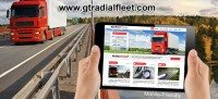 New GT Radial truck and bus tyre website