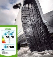 Nokian claims world first with AA-labelled winter SUV tyre