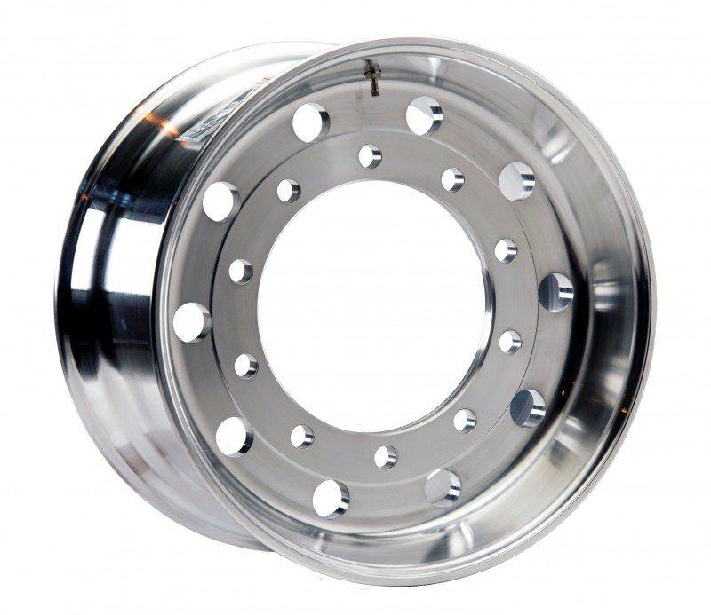 MWSD launches Xlite ET45 forged aluminium semi-trailer commercial wheel