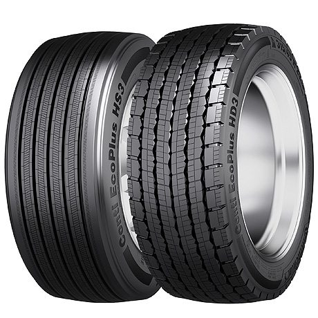 Continental introduces second low profile truck tyre