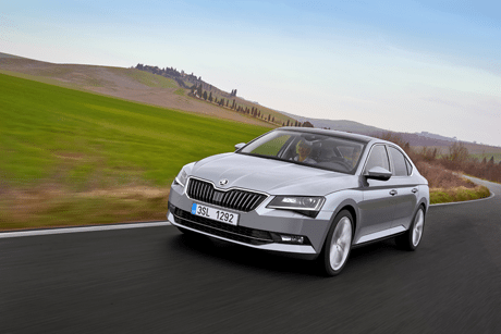 Two Continental tyres chosen for newest Škoda Superb