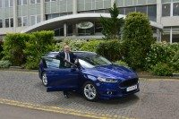 New chairman and MD for Ford of Britain
