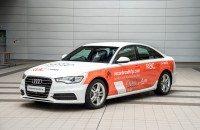 Audi A6 in fuel economy world record attempt