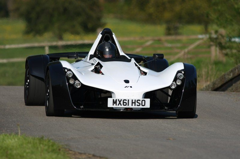 Kumho UHP products' motorsport influence