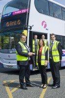 First Bus extends Bridgestone fleet agreement