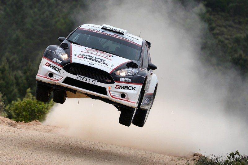Dmack anticipates WRC 'longest day' in Sardinia