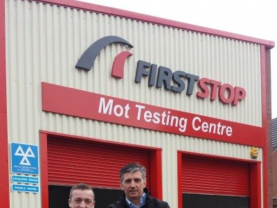 First Stop accepted by Foxy Lady's female friendly Tyre Services Register