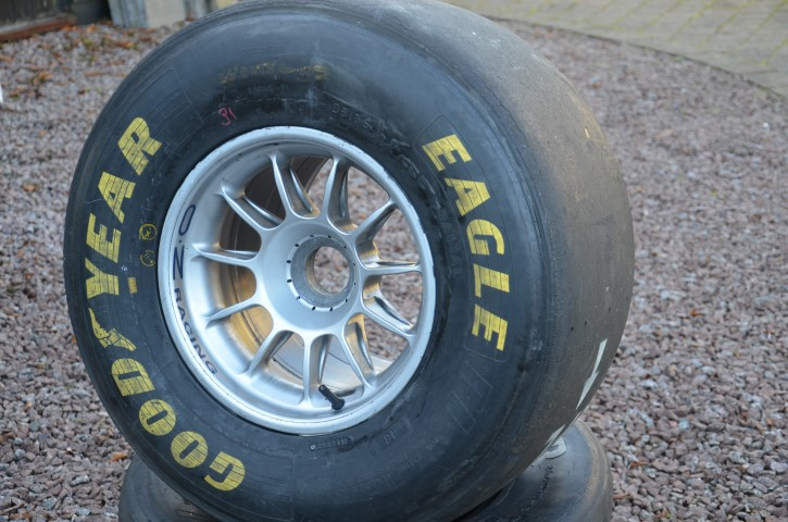 Goodyear rules out F1 tyre supply bid in 2017