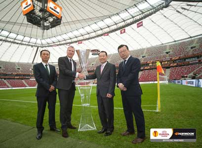 Hankook Europa League sponsorship goes into extra time