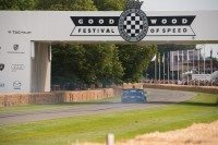Falken, James Deane bring smoke to Goodwood Festival of Speed