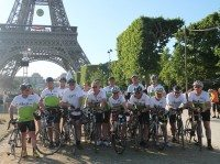 BEN London to Paris cycle ride raises £25,000, with more to come