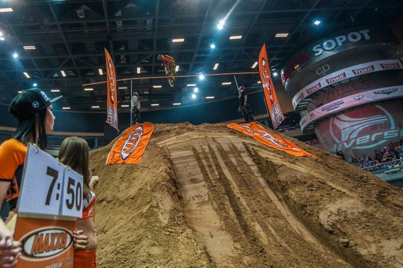 Maxxis supports Night of the Jumps