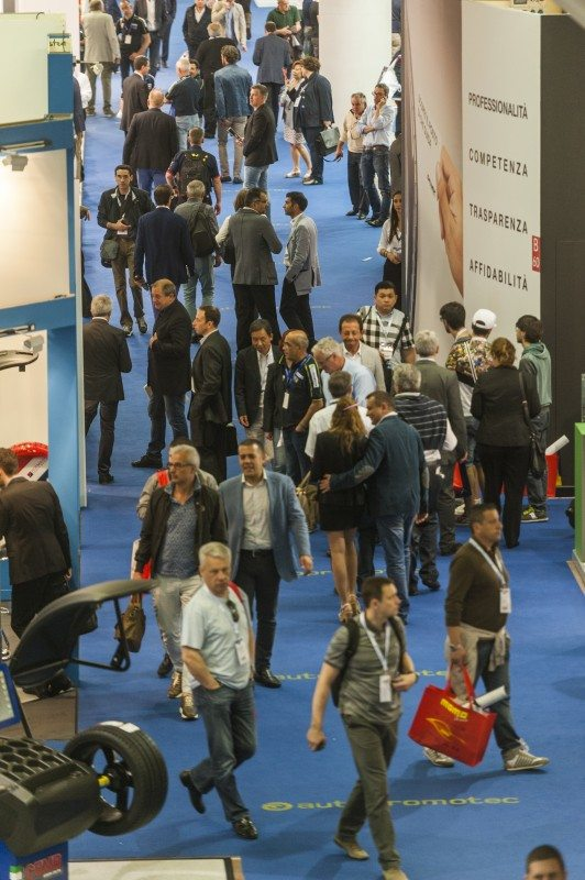 Autopromotec considering South American and/or Middle Eastern shows
