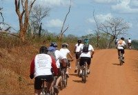 Transaid charity riders set off on Cycle Tanzania challenge