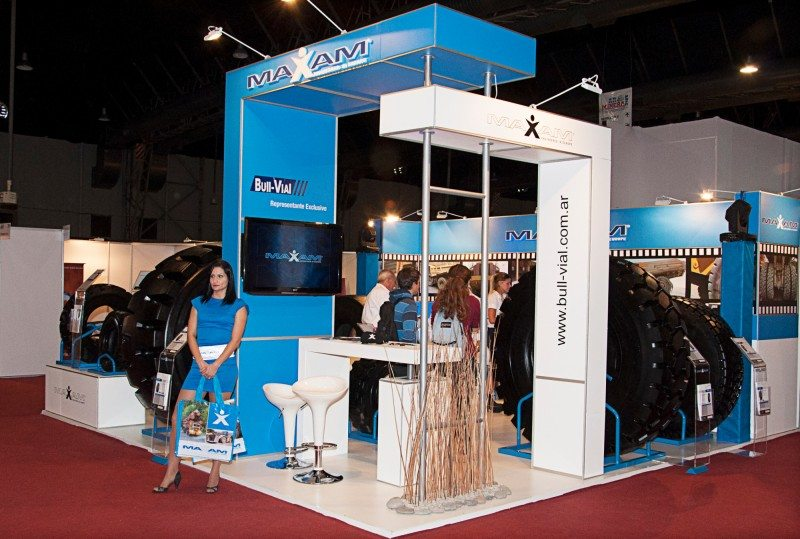 Maxam shows OTR, mining, construction bias tyres at Arminera 2015