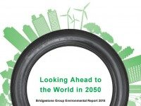 Bridgestone releases 2015 environmental report