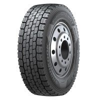 Hankook introduces SmartControl DW07 drive axle tyre