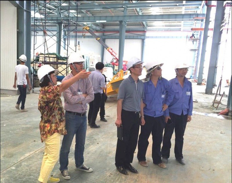 ZC Rubber's Thailand factory in production