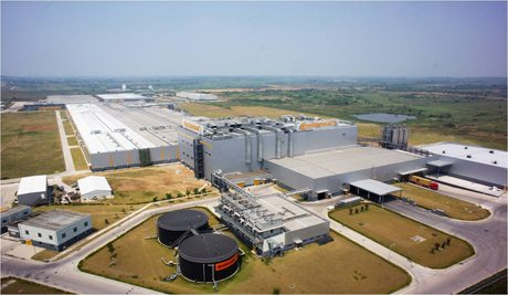 Continental boosting Hefei, China PCR capacity to 14 million tyres a year