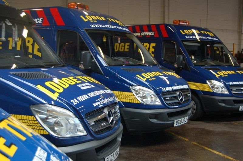 Lodge Tyre opens 21st depot