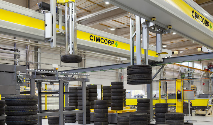 Cimcorp's robotic handling systems are designed to improve efficiency, reduce operating costs and ensure traceability