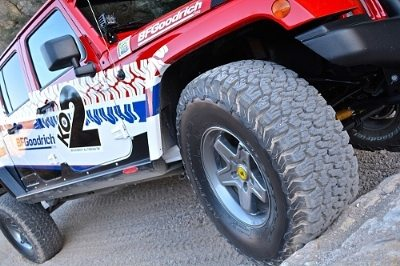 BFGoodrich hits seven digits with its All-Terrain T/A KO2