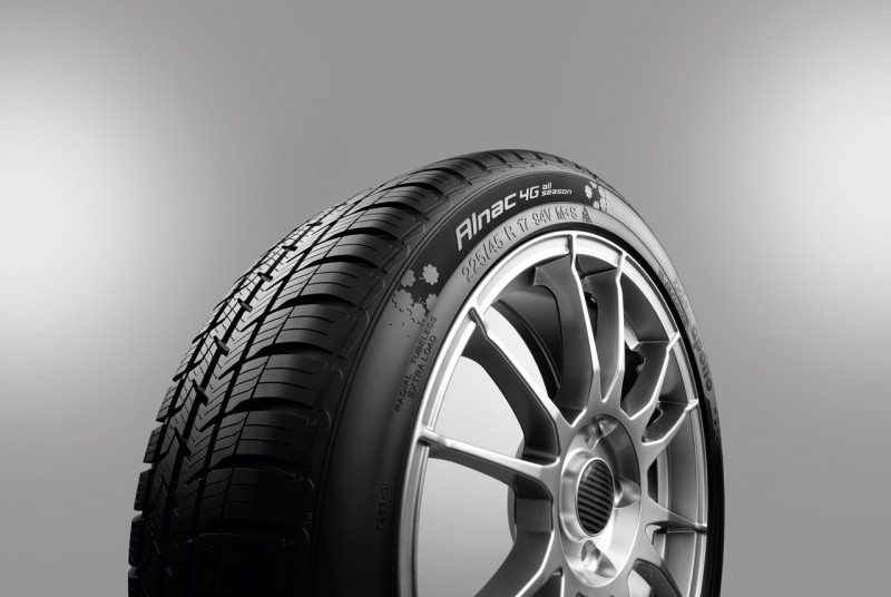 Apollo comments on Alnac 4G All Season Auto Bild tyre test result