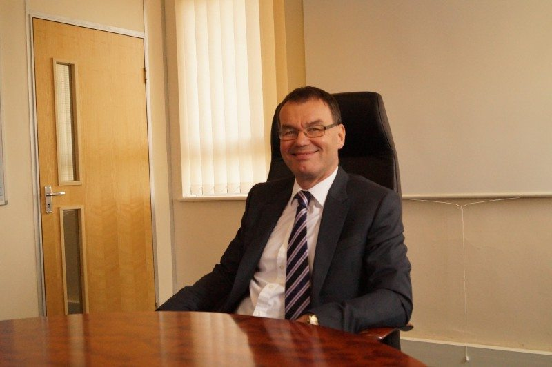 Micheldever CEO, Duncan Wilkes