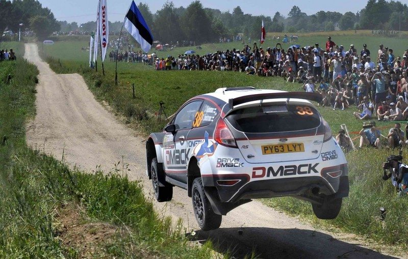 Dmack to introduce new tyre, driver in Finland
