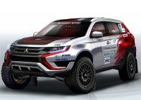 Mitsubishi opts for Falken tyres for Portuguese rally