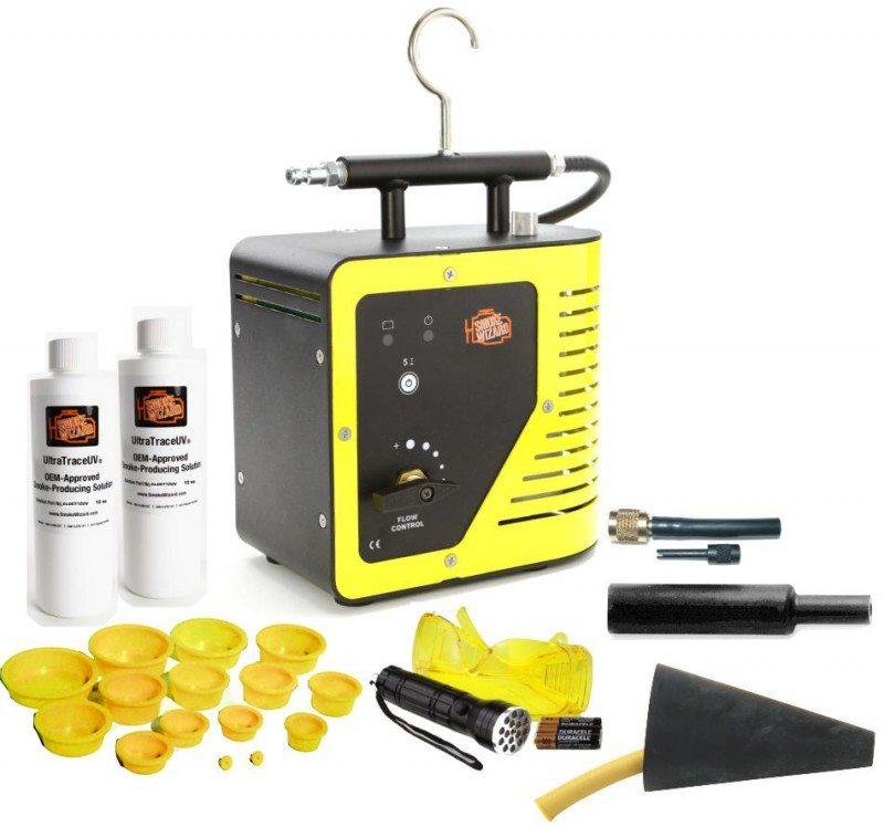 Launch UK to distribute Smoke Wizard leak detector