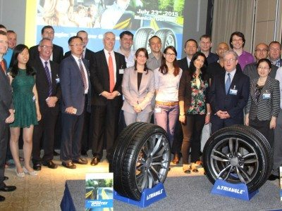 Local production and OE aspirations – Triangle Tyre's globalisation strategy