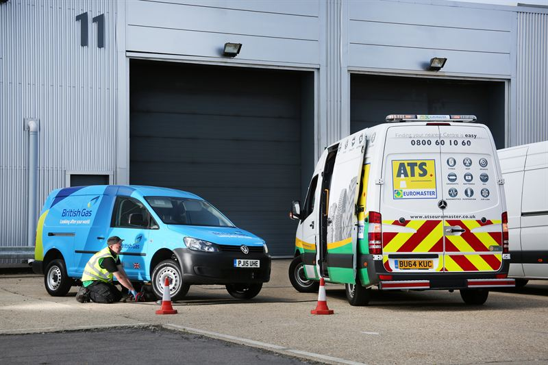 13,000 British Gas vehicles to run on Michelin CrossClimate tyres