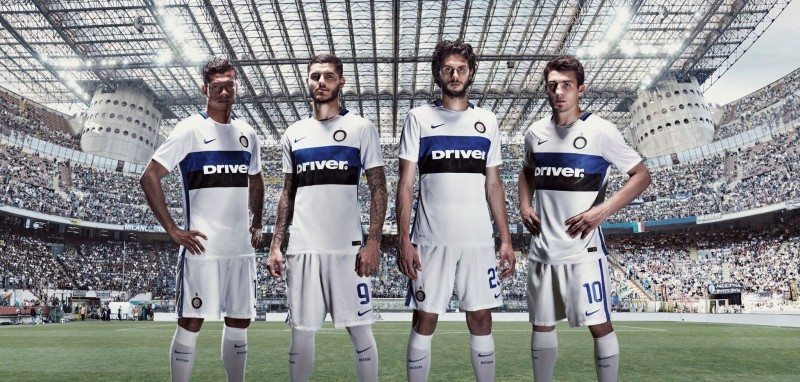Inter presents 2015/16 away kit – minus the Pirelli name