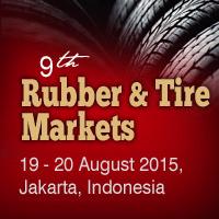 9th Rubber & Tire Markets Summit | 19/08/2015 – 20/08/2015