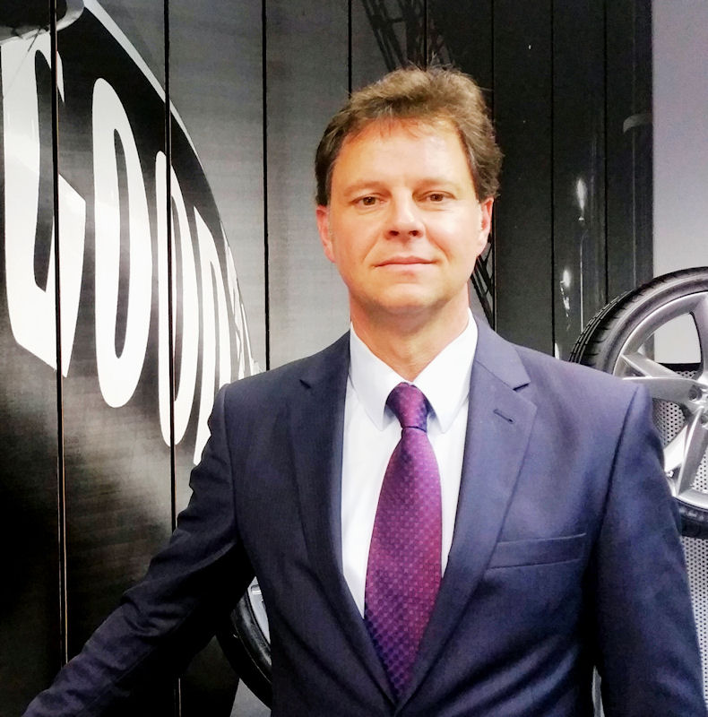 Goodyear's Dahl appointed to head 'DACH' region sales and operations