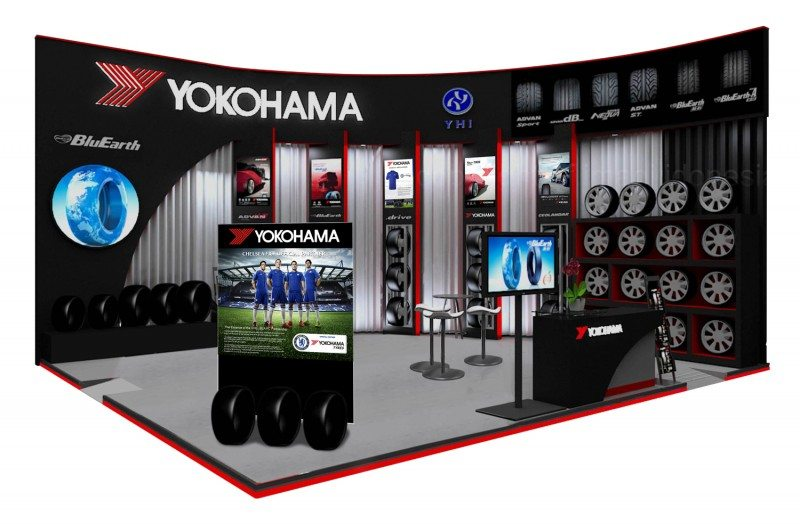Yokohama to exhibit at new Indonesian motor show