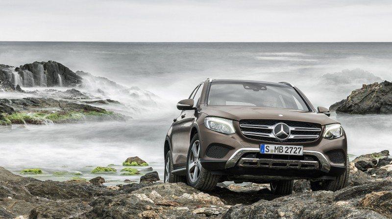Bridgestone tyres OE on Mercedes GLC SUV