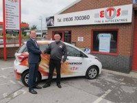 Hankook courtesy car scheme for UK retail network