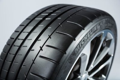 Cadillac CTS-V to wear Michelin Pilot Super Sport tyres