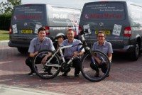 Pro-Align team to ride bike ride in aid of Macmillan