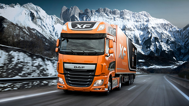 Goodyear Ultra Grip Max tyres an OE option for DAF trucks