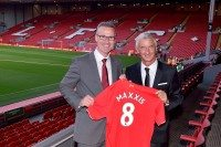 Maxxis renews 'beneficial' Liverpool FC sponsorship