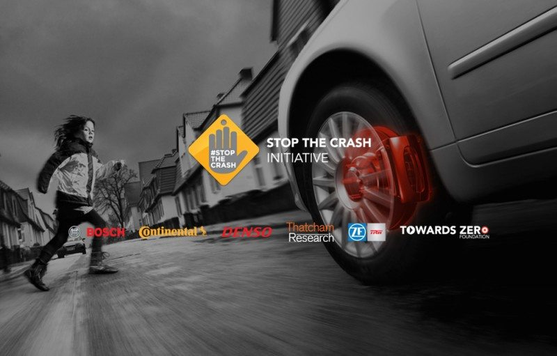 Stop the Crash – Continental partners with Global NCAP campaign