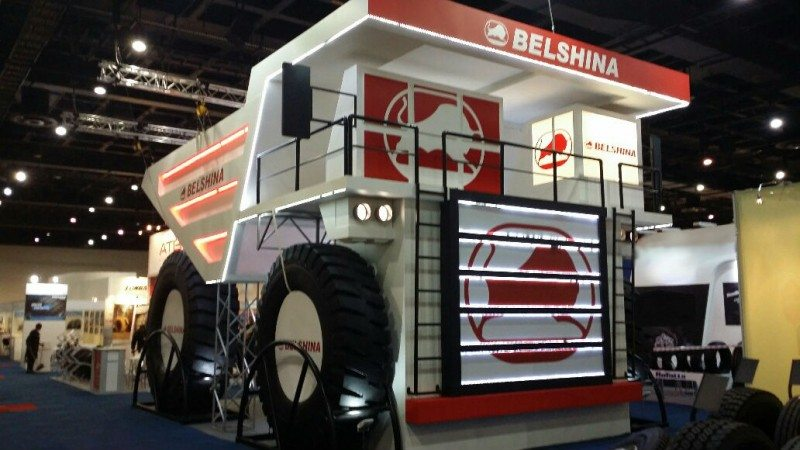 Belshina will supply its 63-inch tyres to BelAZ for OE fitment