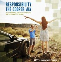 Cooper Tire releases global sustainability report