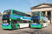 Michelin solutions to manage National Express fleet tyre needs