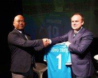 Toyo Tire sponsoring Russian football club FC Zenit