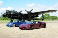 Enzo and Lancaster bomber prime bank holiday attractions