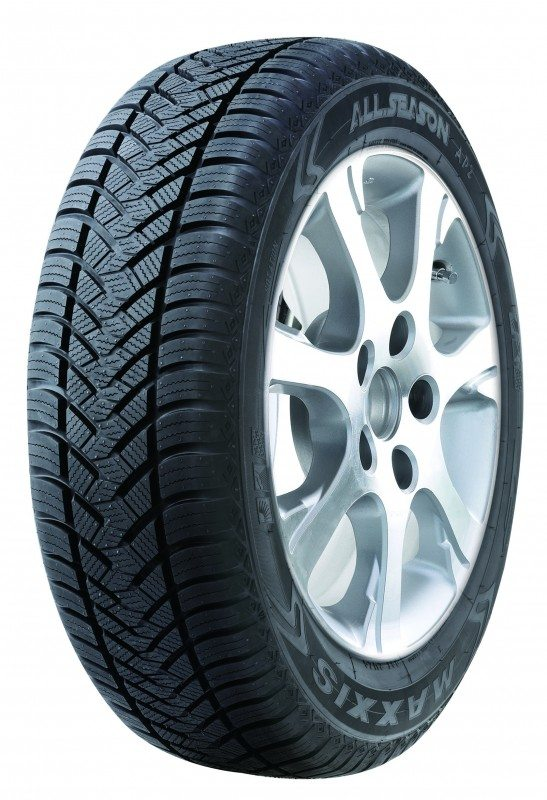 Maxxis all-season tyre rated fourth in Auto Express test
